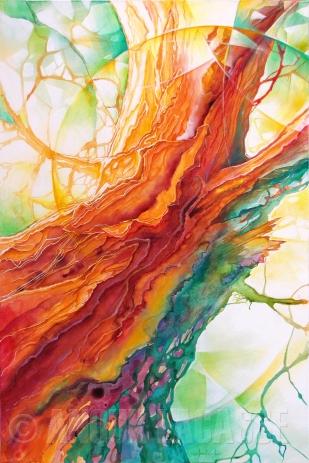 Peinture Anouk Lacasse Artiste peintre Illustration